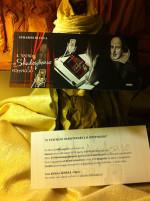 Il teatro di Skaspeare e il doppiaggio, il libro di Gerardo Di Cola. La presentazione alla Fuis di Roma