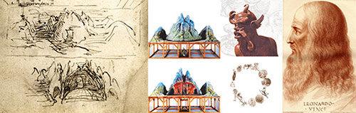 Il carro-teatro dell'universo di Leonardo da Vinci diventa realtà grazie al Carnevale di Viareggio e sarà presentato all'EXPO