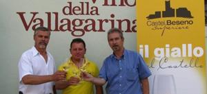 Il giallo nel castello, la rassegna internazionale dei vini Moscato dell'Arco Alpino ai nastri di partenza
