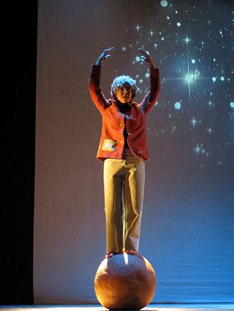 Il piccolo principe, lo spettacolo segnalato al Teatro Ariston di Gaeta
