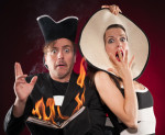 """Il magico duo Disguido approda al Teatro Vittoria di Roma con """"Io"""" illusion opera"""