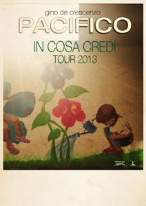 Pacifico torna ad esibirsi dal vivo con In Cosa Credi Tour al Blue Note di Milano