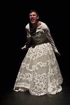 Io, mai niente con nessuno avevo fatto, lo spettacolo pluripremiato in scena al Teatro Gasometro di Roma