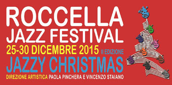 Jazzy Christmas, lo speciale di Roccella Jazz Festival