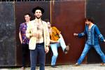 Quirinetta: Joe Victor live con Blue Call Pink Riot. Folk, rock e pop anni Ottanta