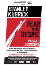 Fear and desire, il film del maestro Stanley Kubrick approda nelle sale cinematografiche per la prima volta in Italia