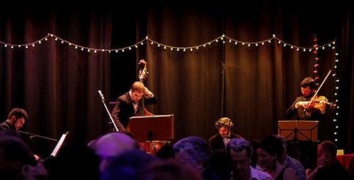 L'orchestra La Bordona per una serata Tangolive al Ristorante Le Garage di Roma