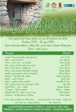 La Mandra, lo spettacolo interpretato dalla compagnia Il Setaccio in scena al Teatro Remigio Paone di Formia