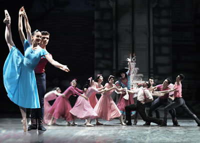 La bella addormentata, lo spettacolo segnalato sul calendario del Teatro Brancaccio di Roma