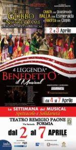 La settimana del Musical torna al Teatro Remigio Paone