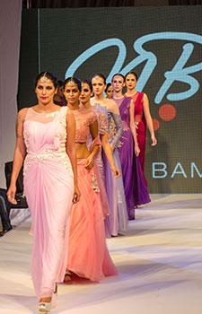 """""""Le Salon de la Mode"""" di Gabriella Chiarappa porta il made in Italy alla Fashion week di Dubai"""