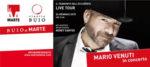 Mario Venuti in concerto. Special guest il percussionista Bahiano Neney Santos. Appuntamento nello spazio culturale di Cava de' Tirreni