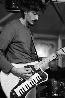 Luka Zotti in Europa per presentare il nuovo disco Forgotten Dream