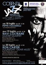 Ai nastri di partenza il 14° Peperoncino Jazz Festival. Al via a Cosenza, pronto ad invadere la Calabria. In cartellone anche Ron Carter, Ravi Coltrane, Enrico Rava e Doctor 3