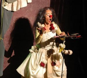 Maite Aranzabal al Teatro Bertolt Brecht a Formia