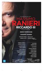 Massimo Ranieri in Riccardo III di William Shakespeare al Teatro Brancaccio di Roma