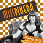 Miss Pineda, Happy Italy.Jazzy Italian Lounge approda su iTunes e su tutti i digital store