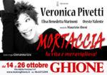 Mortaccia, la vita è meravigliosa, lo spettacolo musicale con Veronica Pivetti al Teatro Ghione di Roma