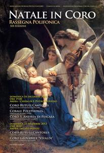 I Rutuli Cantores cantano il Natale
