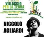 Niccolò Agliardi al Galoppatoio di Villa Borghese a Roma