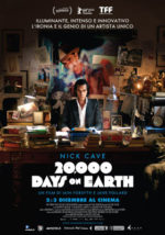 Nick Cave – 20.000 days  on earth. Il film su Nick Cave