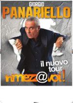 Giorgio Panariello in tournee in tutta Italia con il nuovo show
