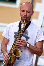 Paolo Recchia Meets Triology Jazz Trio in concerto a La Spiaggia di Sabaudia