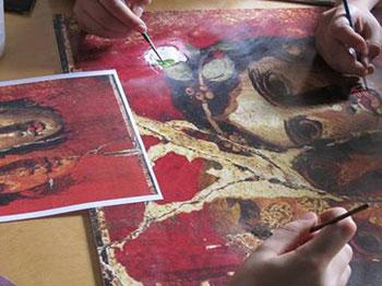 Per Bacco!!! Torna a Technotown il viaggio nel mondo del restauro dei dipinti, un laboratorio gioco che ha già appassionato tante Techno-famiglie