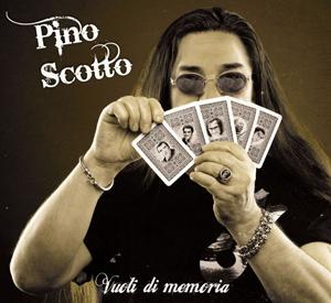 Pino Scotto al Muddy Waters di Calvari. In aggiunta altre due date a Capoterra e a Pisa