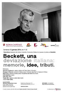 Prigionie (in)visibili, il teatro di Samuel Beckett e il mondo contemporaneo. L'appuntamento a la Casa dei Teatri di Roma