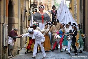 Pulcinella Mon Amour e il collettivo formiano alla rassegna di teatro di strada e di figura di Lignano Sabbiadoro