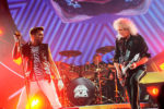 I Queen e Adam Lambert in concerto a Milano