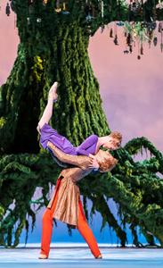 Il racconto d'inverno, il balletto della commedia romantica di Shakespeare approda al cinema