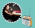 RadioAttività, Prove da speaker radiofonici per le redazioni famiglie in diretta web da Technotown alla Ludoteca Tecnologico Scientifica di Villa Torlonia a Roma
