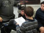 """RadioAttività. Prove da speaker radiofonici per le """"redazioni famiglie""""in diretta web da Technotown. Appuntamento alla Ludoteca Tecnologico Scientifica di Villa Torlonia, Roma"""
