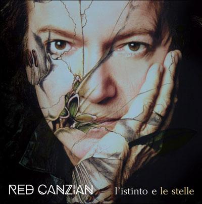 Red Canzian, L'istinto e le stele, in pre-order su Music First la versione in vinile in edizione limitata e numerata