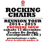 Il sogno rock and roll dei Rocking Chairs continua con il Reunion Tour
