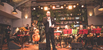 Appuntamento musicale al Clivo Bistrot con le colonne d'autore di Bonanni-Del Prato