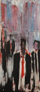 Metropolis, la mostra di Dino DI Bonito a Interazioni Art Gallery