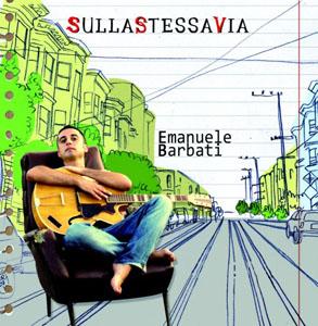 Scacco matto, il brano di Emanuele Barbati nella compilation Tutta Roba Pugliese volume 5 realizzata da Rockit in collaborazione con Puglia Sounds