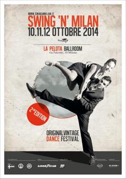 Swing 'N' Milan, il festival swing più cool d'Italia torna a colorare Milano