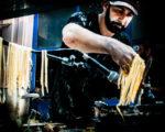 San Basilio sfida il Dj Donpasta a suon di..ricette al Centro Culturale Aldo Fabrizi di Roma