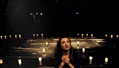 Santissima mia, lo spettacolo in scena al Teatro Bertolt Brecht di Formia