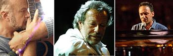 Serata d'Autore, un viaggio a tre tappe nella canzone al Teatro Lo Spazio di Roma