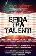 Sfida tra talenti, primo Concorso Nazionale di Danza, Dancechallenge