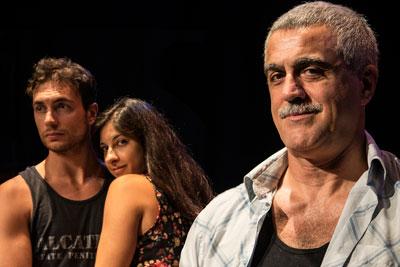 Siamo tutti buoni, lo spettacolo in scena al Teatro dell'Orologio di Roma