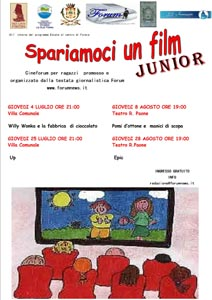 Spariamoci un Film Junior: Up