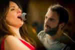 Stefania Patanè e Andrea Rea Duo in concerto al Chourmo di Roma