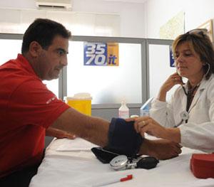 Tassisti donano il sangue per i bambini