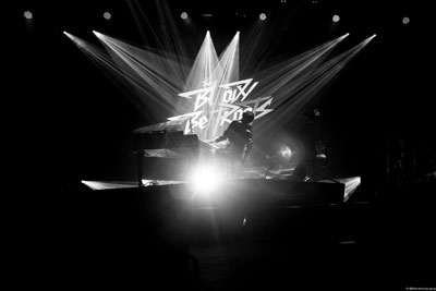 The Bloody Beetroots Live, Chaos & Confusion, World Tour  all'stragon – Parco Nord – Bologna